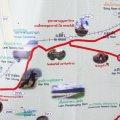 แผนที่เส้นทางไปวัดวะภูแก้ว จ.โคราช