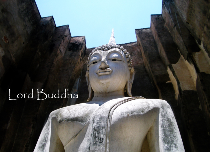 Gautama Buddha, Known for Founder of Buddhism